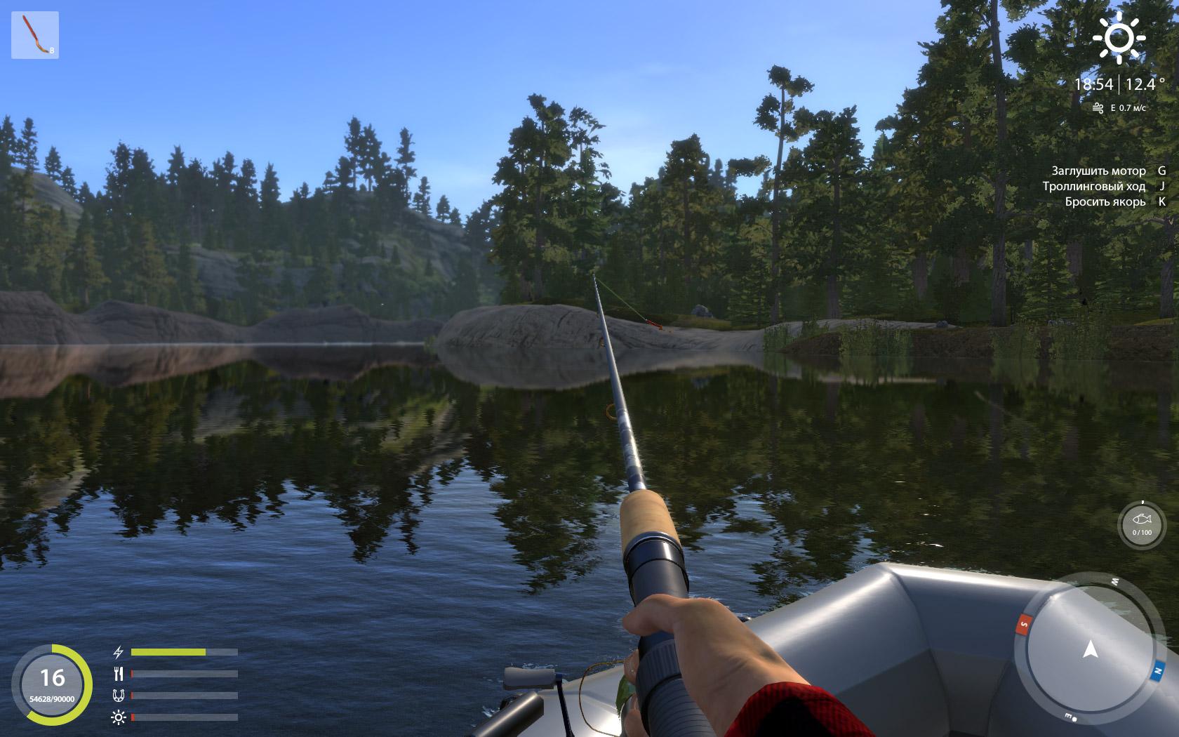 Скачать игры симуляторы рыбалки 2018 через торрент